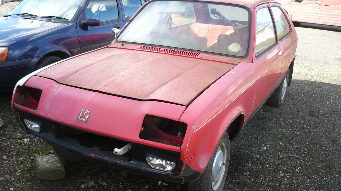 The Best Vauxhall Chevette Saloon For Sale